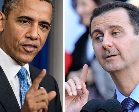 obama-and-assad