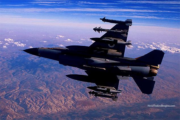 israeli-fighter-jets-strike-hezbollah-targets-on-syria-lebanon-border-february-24-2014