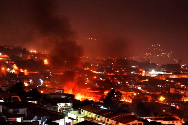 venezuela-implodes-caracas-burns-as-world-media-silent-february-20-2014