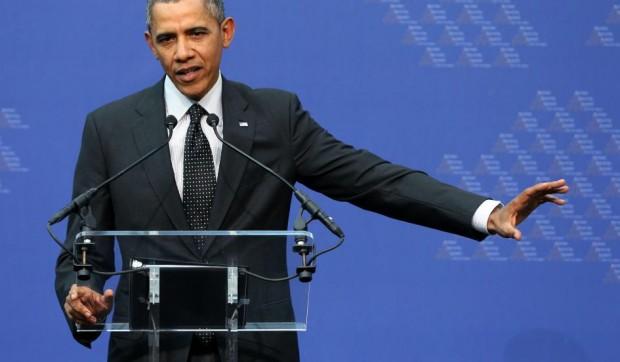 obama-hague-netherlands-2014-speech-no-one-applauded-clapped