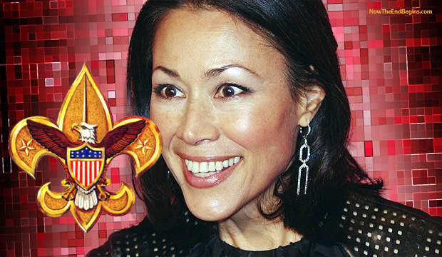 ann-curry-nbc-journalist-saved-by-boy-scouts-broken-ankle