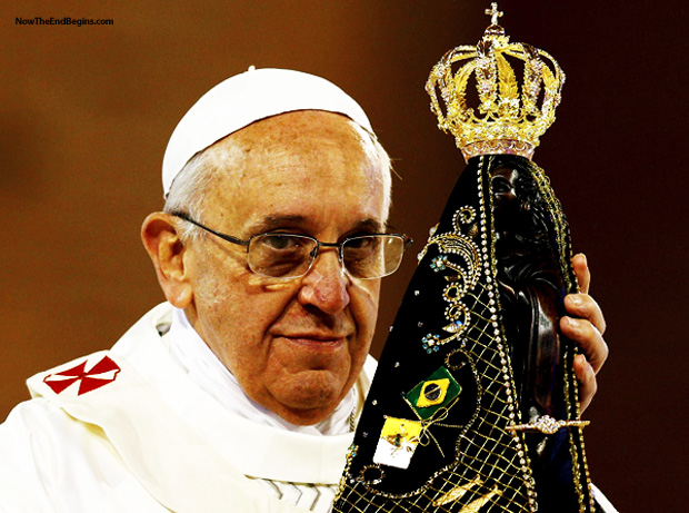 pope-francis-consecrates-entire-world-to-mary-pagan-idol-worship