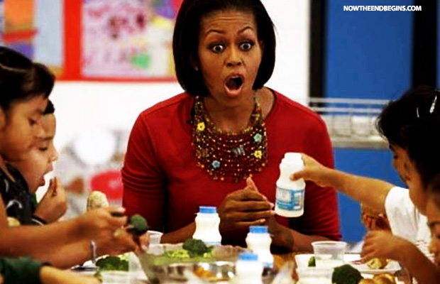 michelle-obama-school-lunch-program-rejected-by-schools