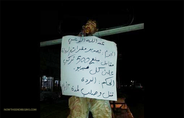 islamic-state-isis-crucifies-syrian-17-year-old-boy-for-filming-their-activities