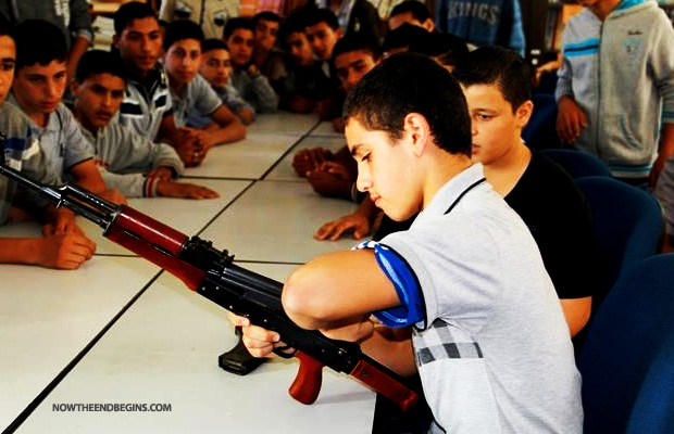 hamas-training-camp-for-terror-teenagers-palestine-hate-israel-jews-jihad