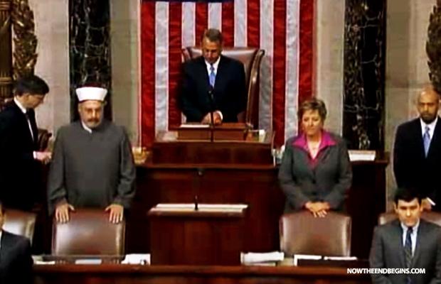 john-boehner-starts-house-session-with-prayer-to-allah-imam-hamad-ahmad-chebli-rush-holt-november-2015-congress