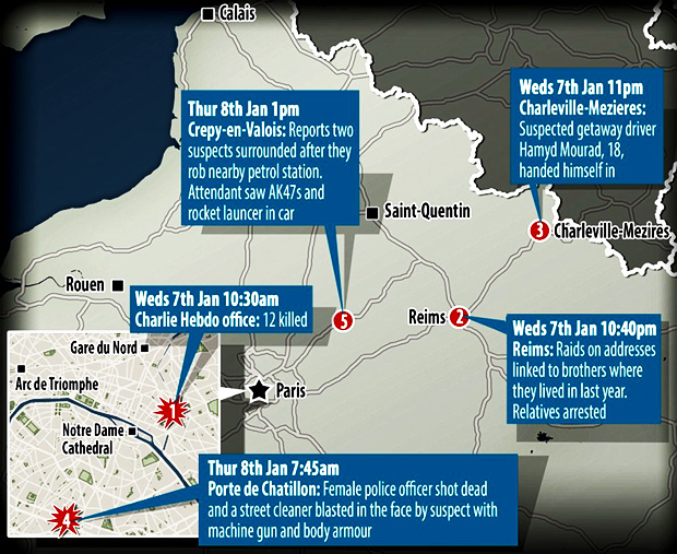 second-terror-attack-france-muslim-islam-jihad-january-8-2015