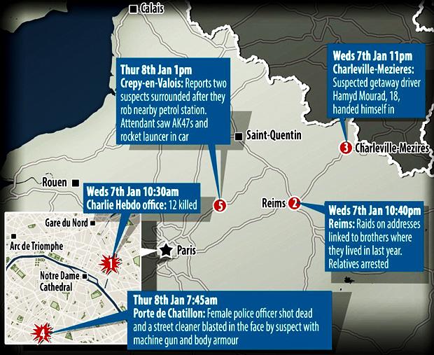 second-terror-attack-france-muslim-islam-jihad-january-8-2015