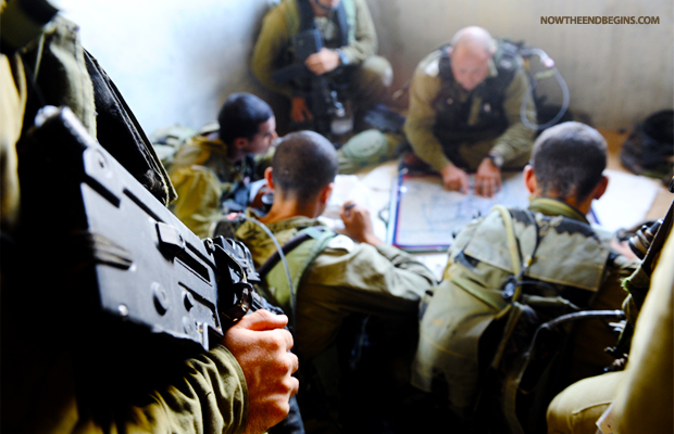 israel-calls-up-13000-reservists-for-emergency-west-bank-training-exercise-march-2-2015