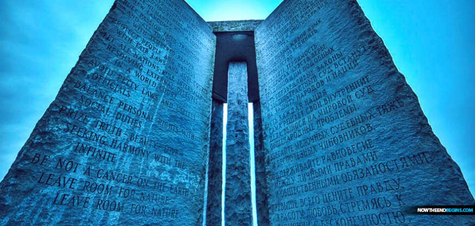 "One of the most interesting aspects of the Georgia Guidestones, to me, is that their number one commandment is to ""maintain the world population at 500 million people"". Is it a coincidence then that the richest man on the face of the earth, Bill Gates, number one priority is population control through the use of mandated vaccinations? The rabbit hole deepens..."