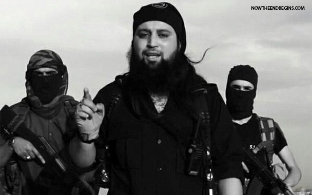 hicham-chaib-isis-policeman-beheadings-islam-revelation-antichrist