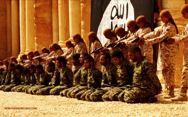 isis-teenagers-execute-syrian-prisoners-in-revived-roman-amphitheater
