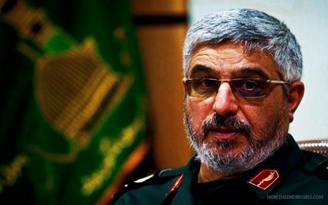 brigidier-general-moshen-kazzemeini-iran-attacks-israel-obama-iranian-nuclear-deal