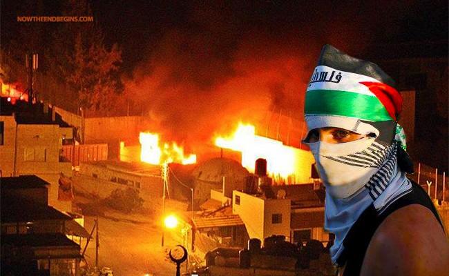 palestinians-torch-josephs-tomb-jerusalem-israel-third-intifada-abbas