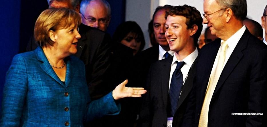 angela-merkel-facebook-mark-zukerberg-initiative-for-civil-courage-online-muslim-migrants