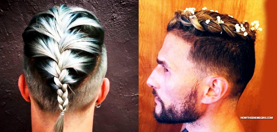 feminization-of-men-continues-with-man-braids-hipster-lgbt-end-times