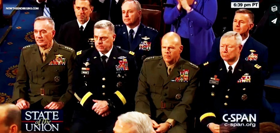 joint-chiefs-of-staff-react-to-obama-state-of-union-address-2016