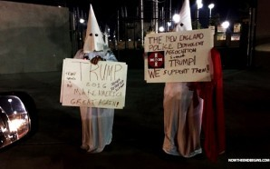 those-kkk-members-at-donald-trump-rally-actually-black-liberal-democrats
