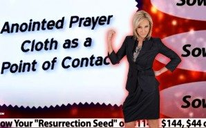 false-teacher-paula-white-anointed-prayer-cloth-lazarus-seed-scam-nteb