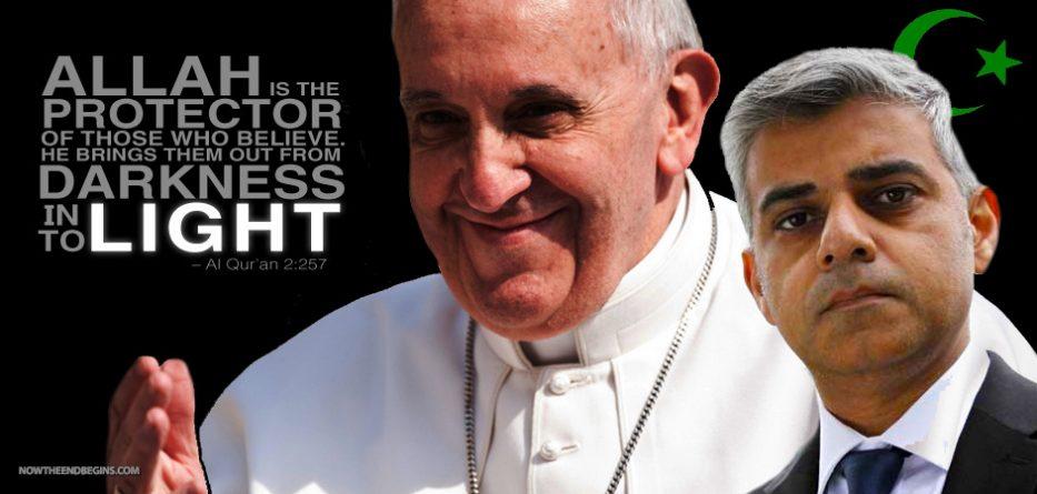 pope-francis-sadiq-khan-hails-islamization-of-europe-sharia-for-uk-london-muslim-migration-nteb