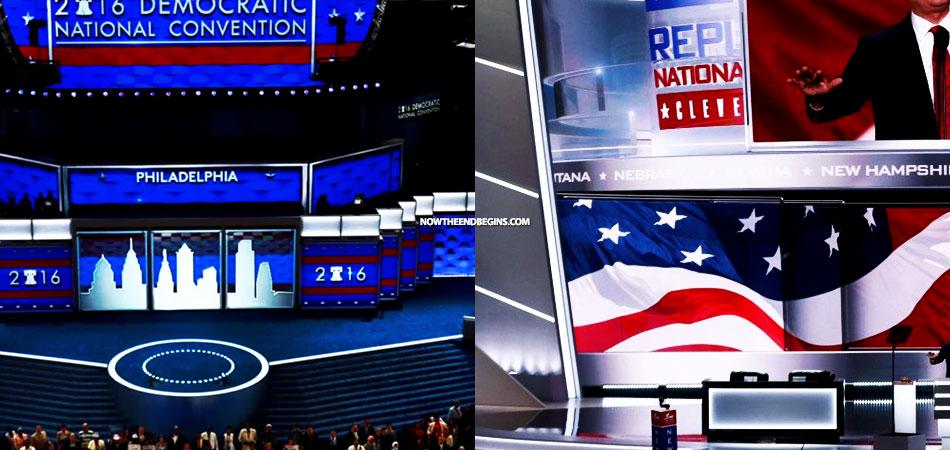 stark-contrast-between-republican-democratic-conventions-no-american-flags-dnc-flag-palestine