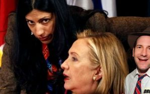 crooked-hillary-huma-abedin-lesbian-lovers-matt-drudge-report