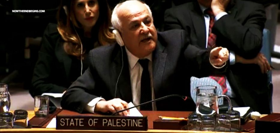 palestinian-envoy-threatens-donald-trump-over-promise-to-move-united-states-embassy-jerusalem