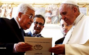 pope-francis-creates-palestinian-embassy-at-vatican-threatens-donald-trump-on-jerusalem