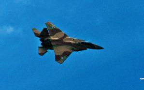 israeli-jets-idf-syria-palmyra-golan-jerusalem-assad