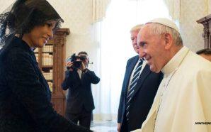 melania-trump-roman-catholic-pope-francis-vatican-city