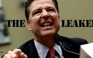 james-comey-admits-he-was-the-leaker-testimony-fbi-russian-hacking-hoax