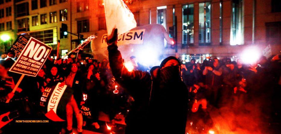 left-wing-democrats-progressives-violence-america-anti-trump