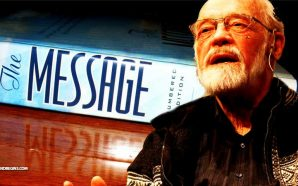 eugene-peterson-the-message-bible-promotes-same-sex-marriage-lgbt-church-laodicea