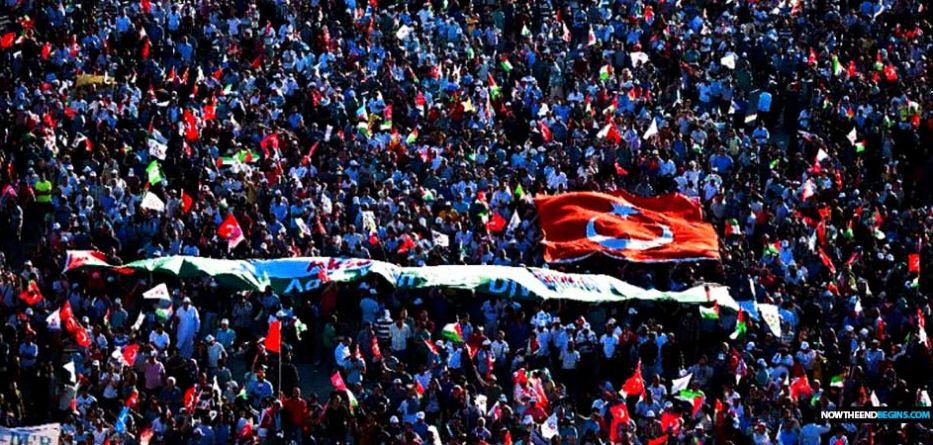mass-rally-istanbul-turkey-protest-israel-security-measures-temple-mount-jerusalem-nteb-muslims