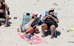 new-jersey-gov-chris-christie-orders--state-run-beaches-closed-then-uses-privately