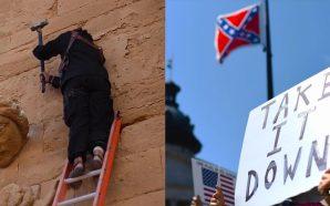 isis-antifa-black-lives-matter-tear-down-monuments-nteb
