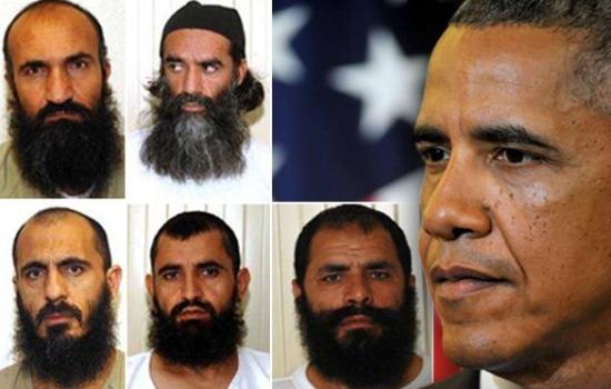 Obama-Five-Terrorists