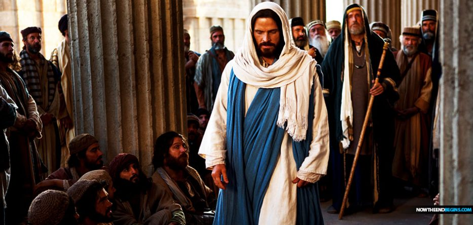 jesus-teaching-kingdom-age-gospel-temple-mount-matthew-24-end-times-bible-prophecy-nteb