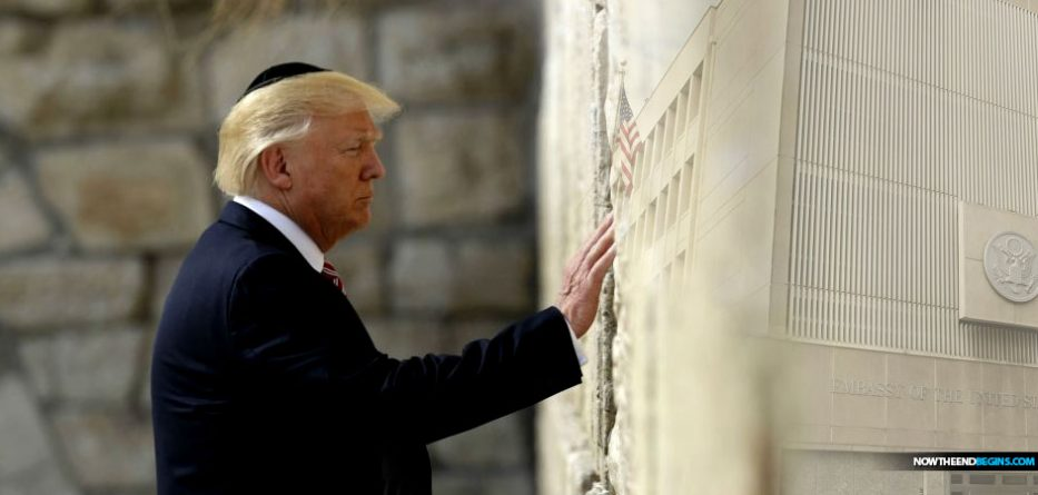 israel-expects-president-trump-announce-move-embassy-tel-aviv-jerusalem-capital-jews-nteb