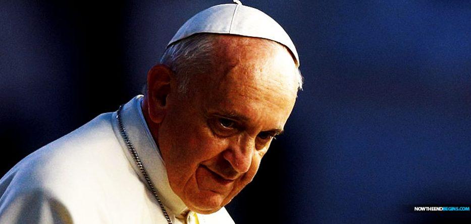 pope-francis-vatican-peace-north-korea-global-leader-beast-false-prophet-nteb