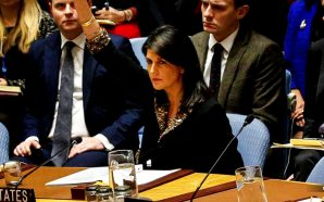 nikki-haley-us-vetoes-united-nations-vote-withdraw-trump-decision-recognize-israel-now-end-begins