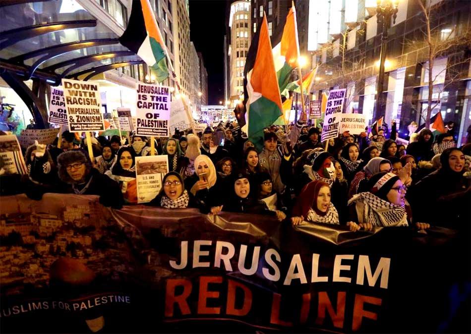 protests-over-jerusalem-trump-decision-israel-capital-day-rage-palestinians-canaanite-nteb-01