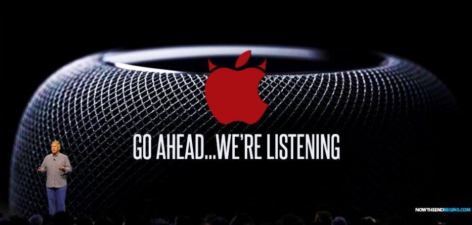 apple-hey-siri-homepod-always-listening-device-mark-of-beast-end-times-now-begins-nteb