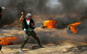 1-dead-49-wounded-palestinian-hamas-protests-israel-gaza-strip-border-middle-east-nteb
