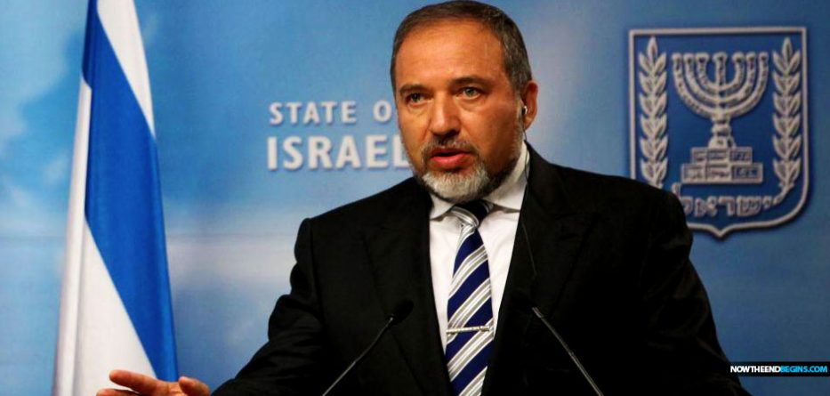 avigdor-liberman-says-only-messiah-will-bring-peace-israel-palestine-middle-east-iran-syria-end-times-now-the-end-begins-idf