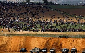 israeli-army-deploys-troops-gaza-border-us-embassy-opening-riots