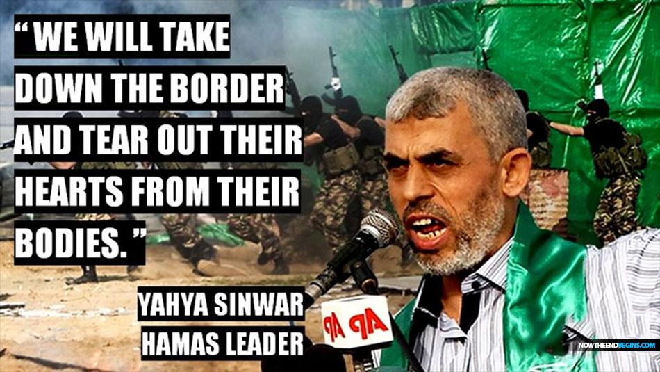 yahya-sinwar-hamas-leader-gaza-israel-border-fence-riots