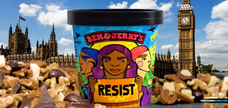ben-jerrys-pecan-resist-flavour-ice-cream-anti-trump-unilever-liberals