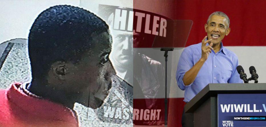 barack-obama-campaign-volunteer-james-polites-brooklyn-arrested-anti-semitic-vandalism-synagogue-hitler