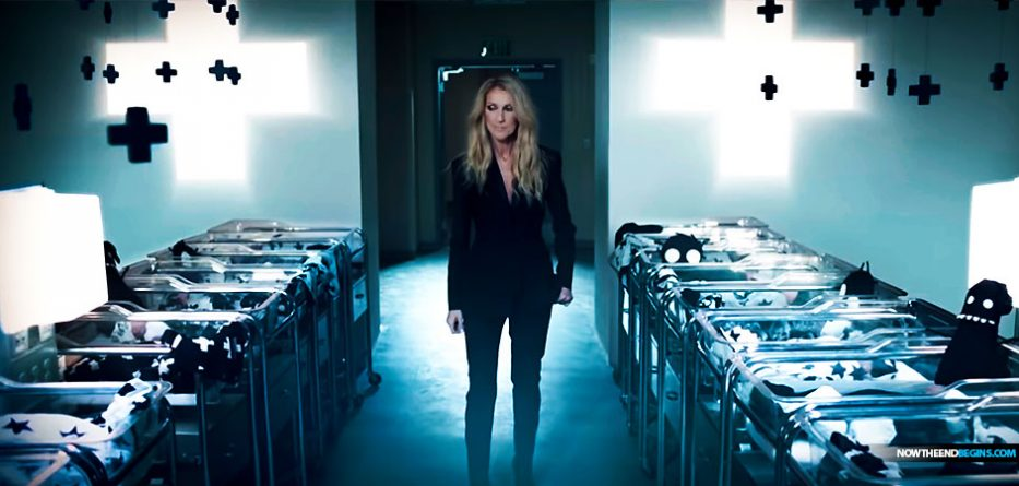 celine-dion-launches-creepy-gender-neutral-clothing-line-for-babys-new-world-order-nunu